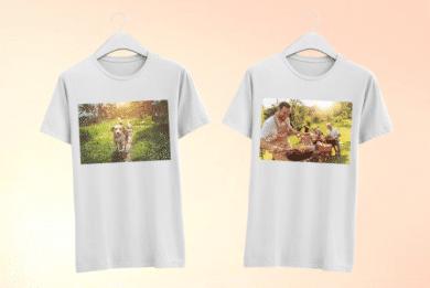 T-Shirt mit Foto selbst Gestalten