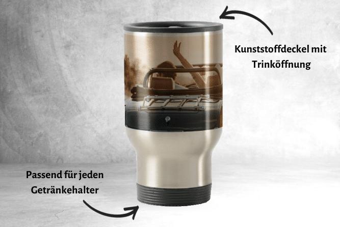 Thermobecher Design von Mitte